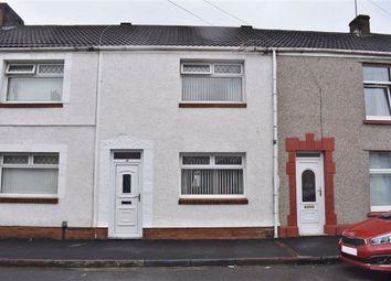 Thumbnail 3 bedroom terraced house for sale in Fleet Street, Swansea