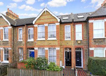 Thumbnail 4 bedroom terraced house for sale in Selwyn Avenue, Richmond, Surrey