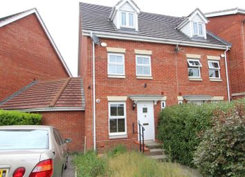 Thumbnail 1 bed end terrace house to rent in Culvers Court, Fenners Marsh, Gravesend, Kent