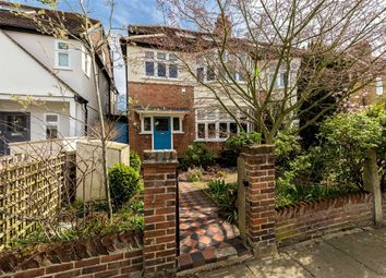 Thumbnail 5 bed semi-detached house for sale in Avenue Gardens, Teddington