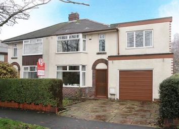 Thumbnail 4 bed semi-detached house for sale in Briarfield Avenue, Sheffield, South Yorkshire