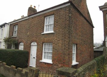 Thumbnail 2 bedroom semi-detached house for sale in Market Street, Long Sutton, Spalding
