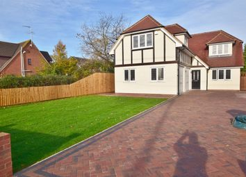 Thumbnail 5 bed detached house for sale in Mill Road, Billericay