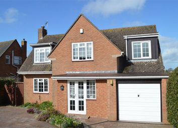 Thumbnail 4 bed detached house for sale in 151 Hulham Road, Exmouth, Devon