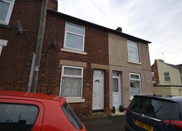 Thumbnail 2 bed terraced house to rent in George Street, Forest Town, Mansfield