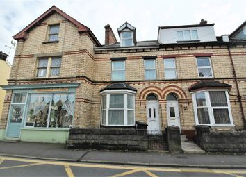 Thumbnail 4 bed end terrace house to rent in 4 Bedroom House, Vicarage Street, Barnstaple