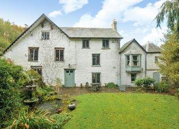 Thumbnail 7 bed detached house for sale in Glascwm, Mid Wales