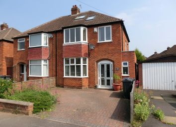Thumbnail 4 bed semi-detached house for sale in Edward Road, Nr Hollywood, Birmingham