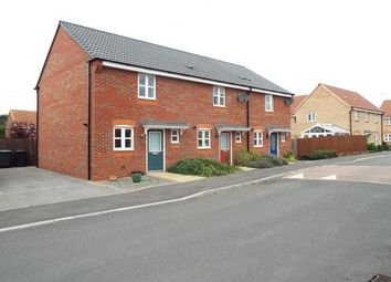 Thumbnail 2 bed mews house to rent in Maximus Road, North Hykeham, Lincoln