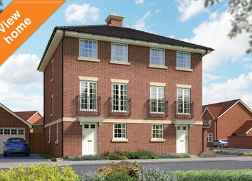 "Thumbnail 3 bed semi-detached house for sale in ""The Winchcombe"" at Skates Drive, Wokingham"