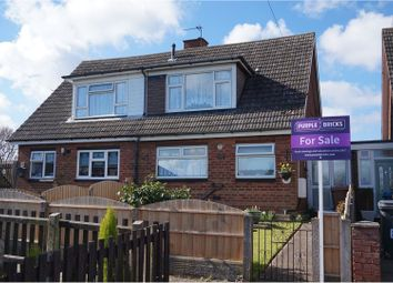 Thumbnail 3 bed semi-detached house for sale in Overton Lane, Hammerwich, Burntwood