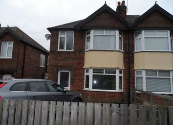 Thumbnail 3 bed semi-detached house for sale in Coningswath Road, Carlton, Nottingham