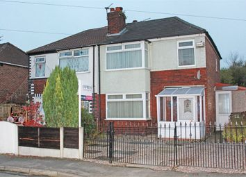 Thumbnail 3 bed semi-detached house for sale in June Avenue, Leigh, Lancashire