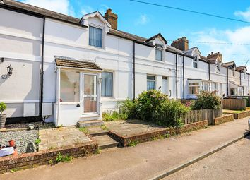 Thumbnail 2 bed terraced house to rent in Cross Road, Walmer, Deal