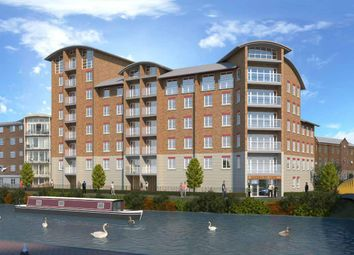 Thumbnail 1 bed flat for sale in Lion Court, Northampton