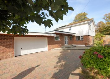 Thumbnail 5 bed detached house for sale in Cannongate Road, Hythe