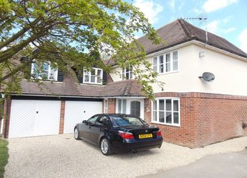 Thumbnail 4 bed detached house for sale in Holkham Mead, Burwell, Cambridge