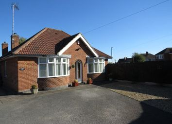 Thumbnail 2 bed detached bungalow for sale in Willson Road, Littleover, Derby