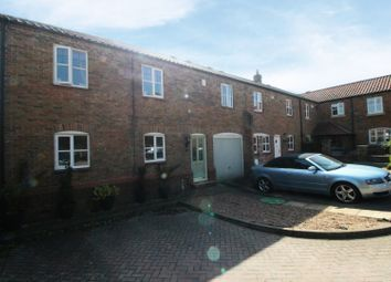 Thumbnail 5 bed terraced house for sale in East View Court, Knaresborough, North Yorkshire