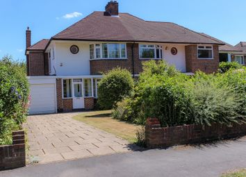 Thumbnail 3 bed semi-detached house for sale in Ennismore Gardens, Thames Ditton