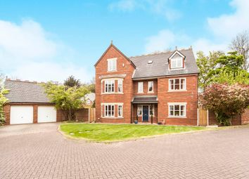 Thumbnail 7 bed detached house for sale in Hollymount, The Parade, Hartlepool