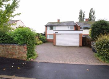 Thumbnail 4 bed detached house to rent in Main Street, Willoughby, Rugby