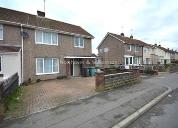 Thumbnail 3 bedroom end terrace house for sale in Brynbala Way, Rumney, Cardiff.