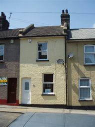 Thumbnail 2 bed terraced house to rent in Factory Road, Northfleet, Gravesend, Kent