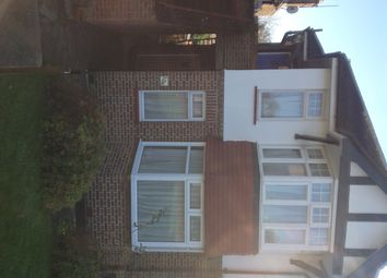 Thumbnail 1 bed flat to rent in Branhill Road, Wembley