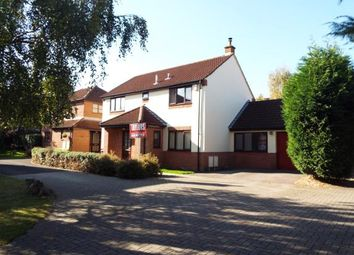Thumbnail 4 bed detached house for sale in Grange Close, Bradley Stoke, Bristol, Gloucestershire
