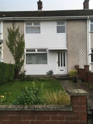 Thumbnail 3 bedroom terraced house to rent in Campsie Park, Dundonald, Belfast