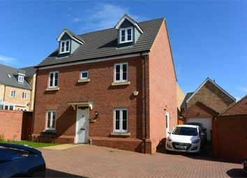 Thumbnail 5 bed detached house to rent in Charisse Gardens, Oxley Park, Milton Keynes