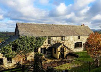 Thumbnail 4 bed barn conversion for sale in Ysgubor Bedrwyn, Maerdy, Corwen