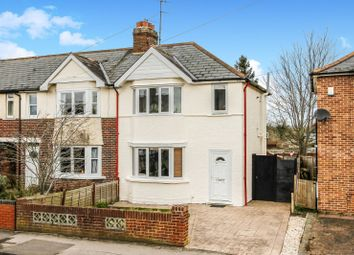 Thumbnail 2 bed terraced house for sale in Cornwallis Road, Oxford