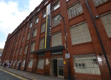 Thumbnail 2 bedroom flat to rent in St Georges Mill, 9 Wimbledon St, City Centre