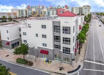 Thumbnail 1 bed property for sale in 1002 Channelside Drive, Tampa, Florida, United States Of America