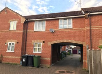 Thumbnail 1 bed terraced house for sale in Woodbridge Way, King's Lynn