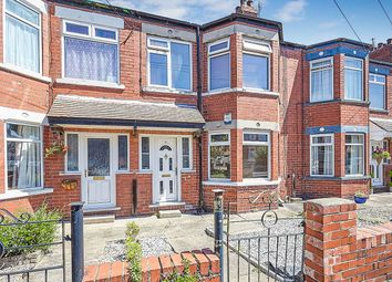 Thumbnail 3 bed terraced house for sale in Aysgarth Avenue, Hull