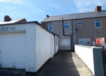 3 bed terraced house for sale in Gordon Terrace, Stakeford, Choppington NE62