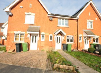 Thumbnail 3 bed terraced house to rent in Stagshaw Close, Maidstone