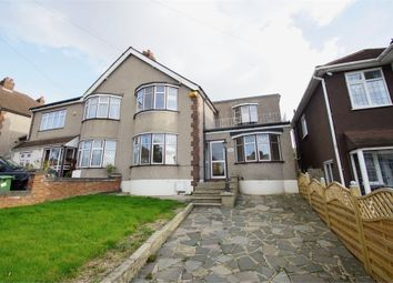 Thumbnail 4 bed semi-detached house for sale in Hook Lane, Welling, Kent
