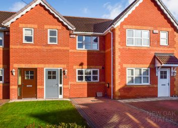 Thumbnail 3 bed property for sale in Calver Avenue, North Wingfield, Chesterfield