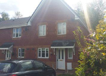 Thumbnail 3 bed end terrace house to rent in Afon Mead, Afon Village, Rogerstone