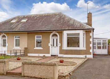 Thumbnail 2 bed semi-detached bungalow for sale in 22 West Craigs Crescent, Edinburgh