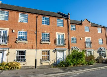 Thumbnail 4 bed town house for sale in Princess Drive, York