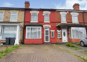 3 bed terraced house for sale in Alum Rock Road, Birmingham B8
