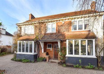 Thumbnail 5 bedroom detached house for sale in Sevenoaks Road, Orpington
