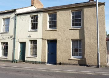 Thumbnail 3 bed end terrace house for sale in East Street, Chard