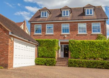 Thumbnail 5 bed property for sale in Bakery Court, Silver Street, Stansted