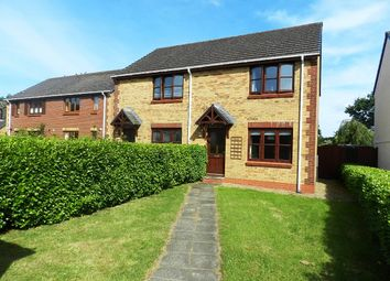 Thumbnail 2 bed semi-detached house for sale in Fair Oakes, Haverfordwest, Pembrokeshire